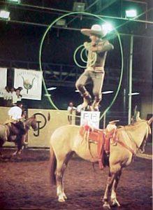 charro rope trick