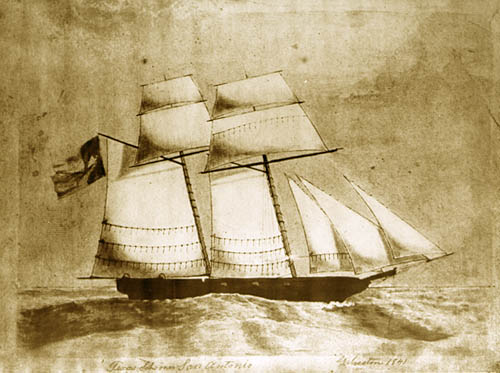 EP. 51:  The Schooner Flash, a Revolutionary Ship.