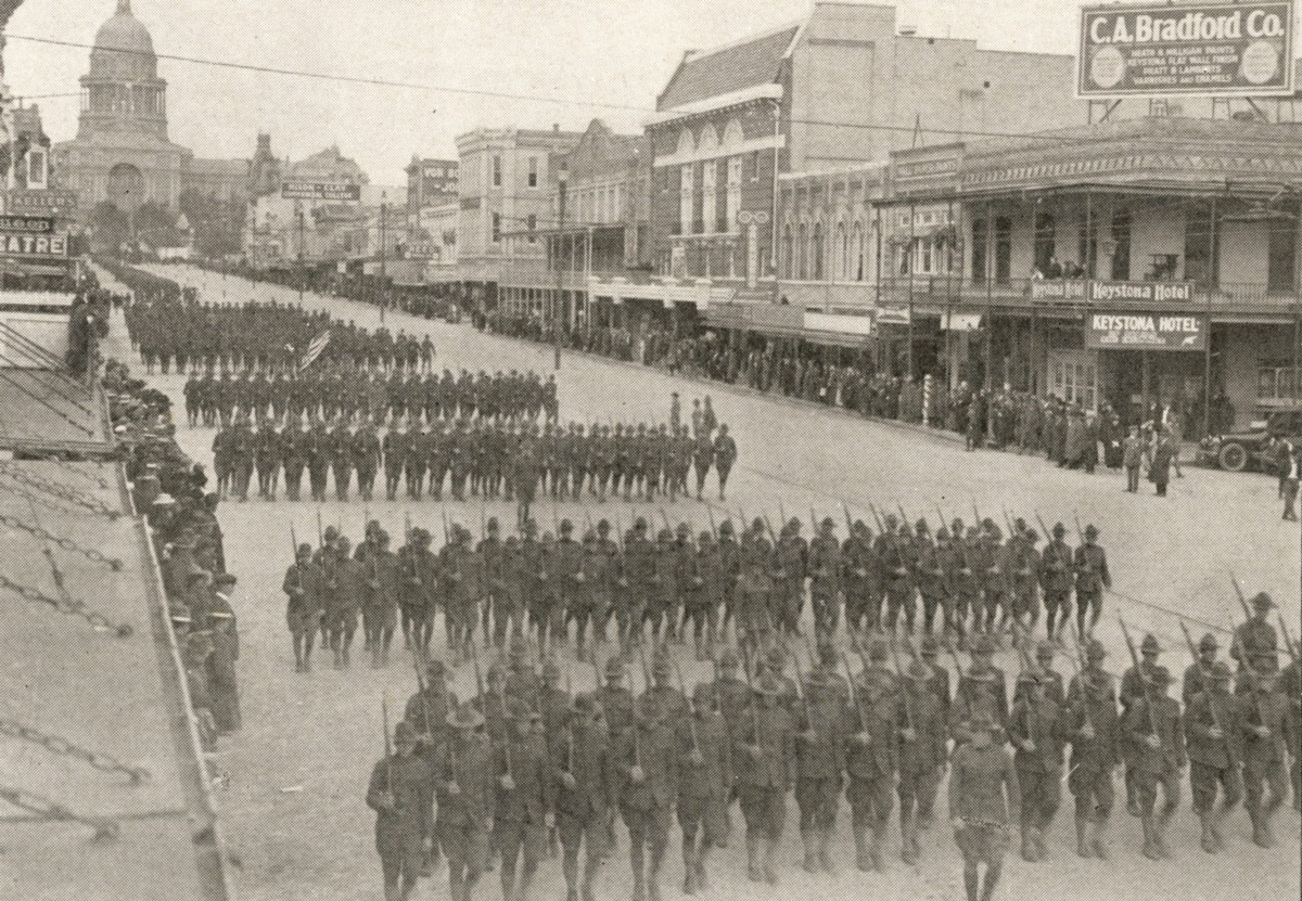 Ep. 64: Texas and the Great War Part 3:  Service to Country, Service to Texas