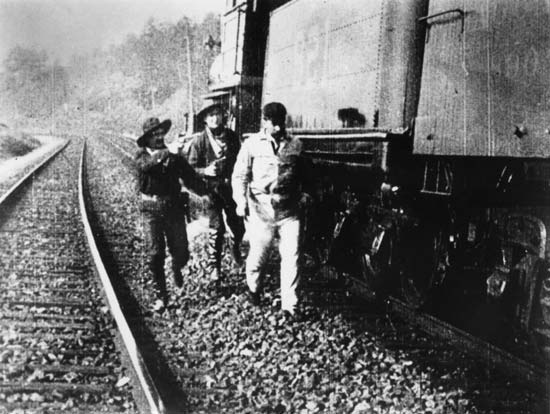 EP. 73: Train Robbery at Baxter's Curve