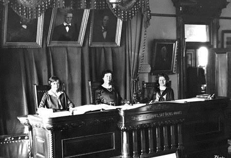 EP. 96:  The All-Woman Supreme Court